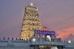 Tirupati to Kanipakam taxi fare