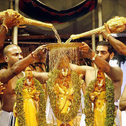 Koil Alwar Thirumanjanam