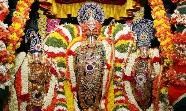 Kondandaramaswamy Temple Tirupati