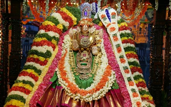 Sri Padmavathi Devi Temple Tirupati