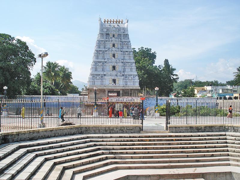 srinivasa mangapuram sri kalyana venkateshwara swami temple Tirupati