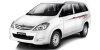 innova car rentals in tirupati